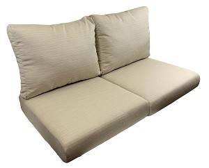 Jensen Leisure Opal Low Back Loveseat